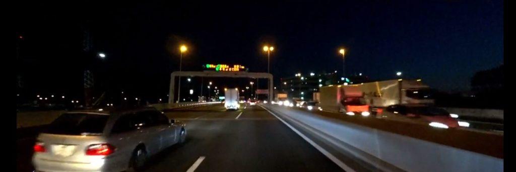 車載番組(夜景1)